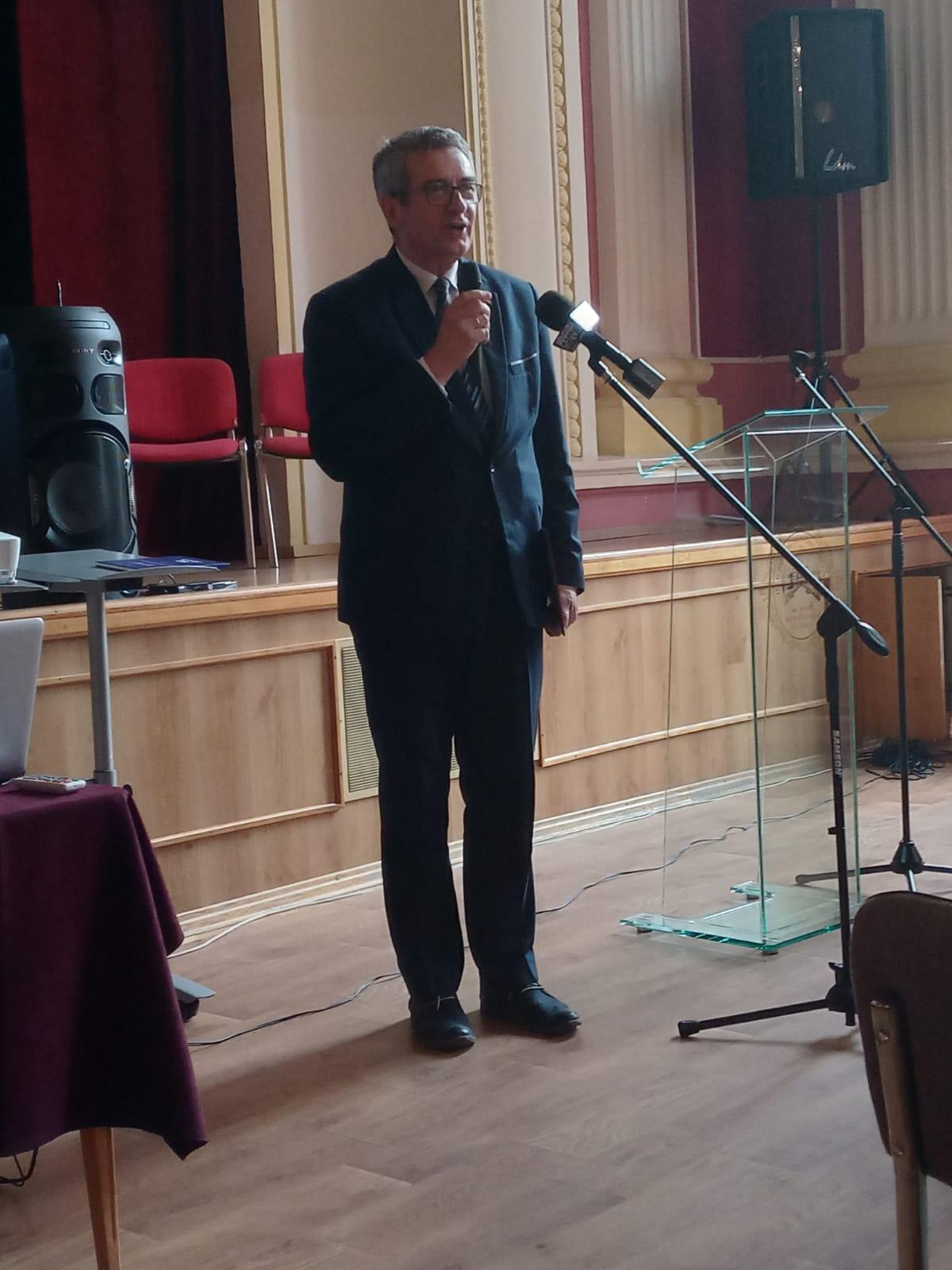 konferencja naukowo-jubileuszowa WSZOZ TWP w Łomży